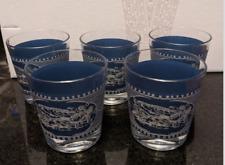 Brandy Whiskey Cocktail Glasses 5 pc Set