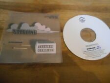 CD Indie Sterling - Estadio Camp-Let (6 Song) Promo CRUNCHY FROG + Presskit