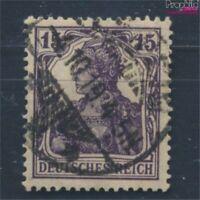 Deutsches Reich 101c geprüft gestempelt 1917 Germania (8031304