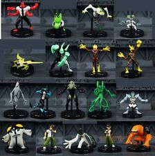 Ben 10 Set 18 Cake Topper Figure Decoration K1404 Set18