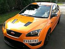 Ford Focus sunstrip for a MK2 2004 to 2011 - pre cut, no trimming required!!!!