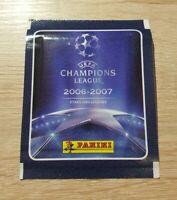 Panini 1 Tüte Champions League 2006 2007 Bustine Pochette Packet Sobre CL 06 07