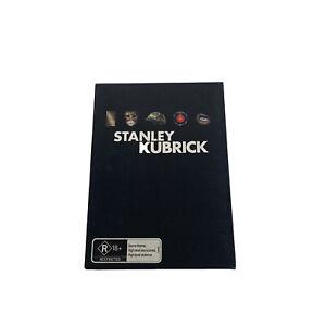 STANLEY KUBRICK DVD COLLECTION   6 MOVIES   PAL DVD REGION 4 BOX SET