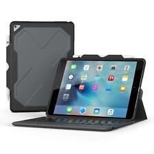 ZAGG Rugged Messenger Folio Case for 10.5-Inch iPad Pro - Back-lit QWERTY Layout