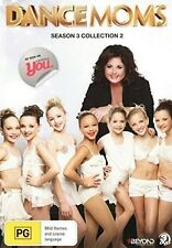 Dance Moms: Season 3 Collection 2 DVD Region ALL