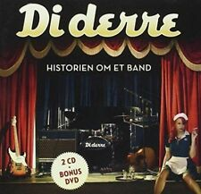 DI DERRE HISTORIEN OM ET BAND CD NEW SEALED 2 CD DISCS + DVD FREE UK FAST POST