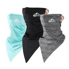 Neck Gaiter Headband Bandana Cooling Sports Face Scarf Shield Scarves Headwear