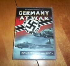 GERMANY AT WAR Bombers Over The Reich Luftwaffe Air Wars Documentary WWII DVD