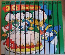 Sammlungsauflösung Walt Disney - LTB Lustiges Taschenbuch 229-241