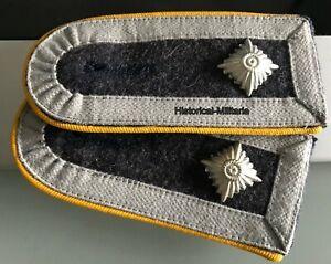 Luftwaffe Flieger Schulterklappen Feldwebel shoulder straps T. Sergeant Marescia