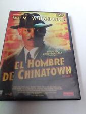 """DVD """"EL HOMBRE DE CHINATOWN (HAMMETT)"""" PRECINTADO SEALED WIN WENDERS FREDERIC FO"""