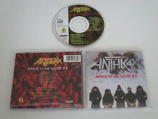 ANTHRAX/ATTACK OF THE KILLER B'S(ISLAND/MEGAFORCE 261 732)CD ALBUM