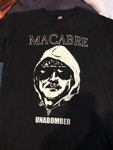 Macabre Unabomber Shirt