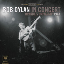Bob Dylan in Concert Brandeis University 1963 LP Vinyl European Columbia 2017