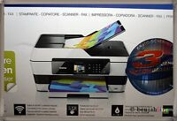 Brother MFC-J6520DW A3 Tinten Multifunktionsgerät Drucker Kopierer Scanner & Fax