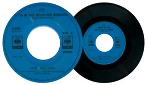 Philippines THE NOLANS I'm in the Mood for Dancing 45rpm Record
