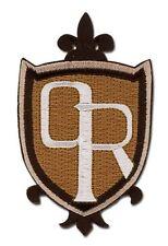 **License** Ouran High School Host Club School Logo Symbol Iron On Patch #4315