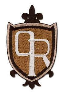 **Legit** Ouran High School Host Club School Logo Symbol Iron On Patch #4315