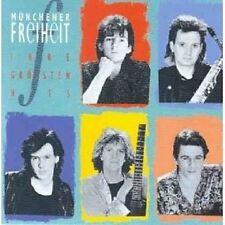 """MÜNCHENER FREIHEIT """"IHRE GRÖßTEN HITS"""" CD NEW+"""
