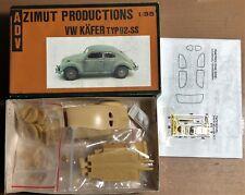 ADV AZIMUT PRODUCTION - VW KAFER TYP92-SS - 1/35 RESIN KIT