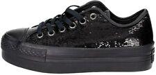 Converse Scarpe Sneakers Chuck Taylor Platform Ox 558984C Donna