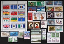 CANADA Postage Stamps, 1979 Complete Year Set collection, Mint NH, See scans