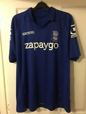 2014/2015 Birmingham City home football shirt Carbrini Zapaygo XL men's