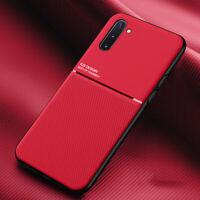 For Xiaomi Redmi Note 9 Pro 8T 8 7 7A 8A 9A Poco X3 NFC Leather Hard Case Cover