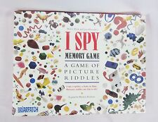 Spy Memory Game by Briarpatch Factory Sealed 1995