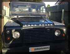 Land Rover Sticker Badge Bonnet Front Emblem Decal Defender 90 110 Letters TD5