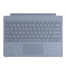 Microsoft Surface Pro tipo cubierta de firma Azul Hielo-experiencia de teclado completo -