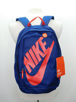 Nike Hayward Futura 25l Backpack Blue/Red Unisex BA5217-492 New With Tags