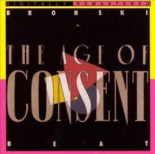 Bronski Beat Age Of Consent Original Cd w 2 bonus mixes