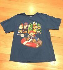 Boys Tshirt Sz 8 MarioKart
