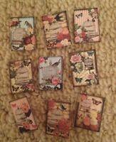 50 Vintage Birdcage  Paper Wedding/birthday Party Table Decorations/Confetti
