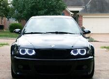 BMW Angel Eye Halo Light Error Free LED SMD E46 E39 E38 E36 White 3 5 7 series