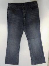 Mexx  Jeans Hose Schlaghose Blau Stonewashed W31 L32