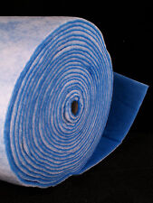 Spray Booth Blue and White Input Filter Roll 1m x 20m x 20mm