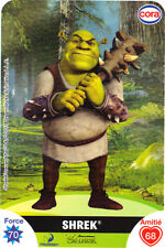 Carte CORA Dreamworks n° 101/112 - SHREK