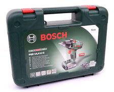 Bosch Akkubohrschrauber PSR 14,4 LI-2 1x Akku 2,5 Ah neu ovp