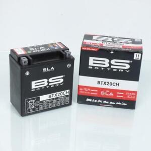 Batterie BS Battery Moto Moto Guzzi 1200 Stelvio 2008-2011 YTX20CH / SLA / 12V