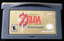 Legend of Zelda A Link to the Past: Four Swords for Gameboy Advance