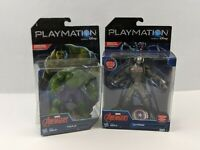 Playmation Marvel Avengers lot (02) Ultron & The Hulk Smart Figures
