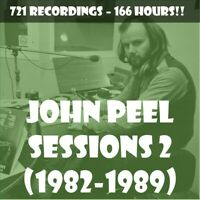 JOHN PEEL SESSIONS VOL 2 (1982-1989) 🎵 721 RECORDINGS  - 166 HOURS OF MUSIC!!