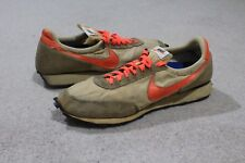 NIKE waffle DAYBREAK Vintage Mens Shoes 1970-1980s Made In USA Size 12 ORIGINAL