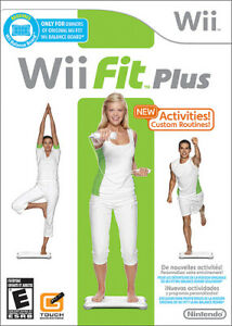 Wii Fit Plus Wii Game