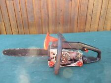 """Vintage  ECHO CS-3450 Chainsaw Chain Saw with 13"""" Bar FOR PARTS"""