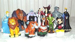 3D Disney Cake Toppers Disney figures Multi-Listing New