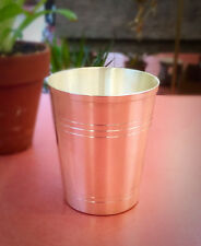 MARTHA STEWART MINT JULEP CUP for floral designs and decorative
