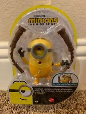 "Minions The Rise of Gru ""NUNCHUCK SWINGING STUART"" Figure from Mattel (NIB)"